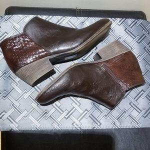 FERGALICIOUS Woven Paige Boots (Size 9M=Size 7.5Y)